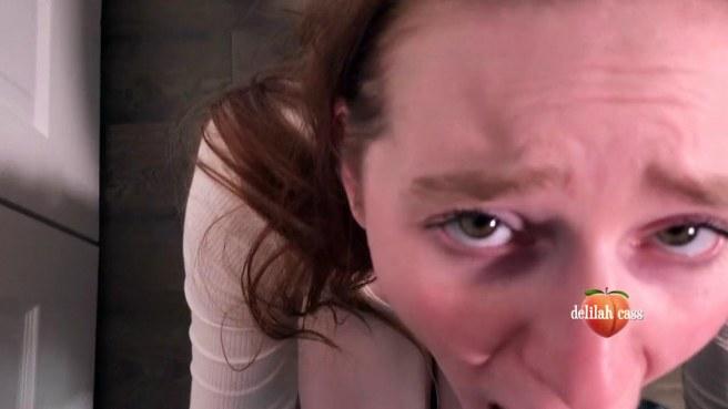 Рыжая студентка натирает раком волосатый хер препода в спальной комнате #5