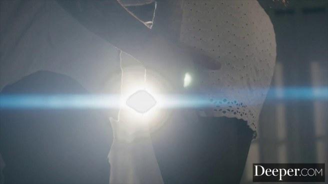 Женатик ставит рога супруге с темнокожей девушкой на шпилях #2