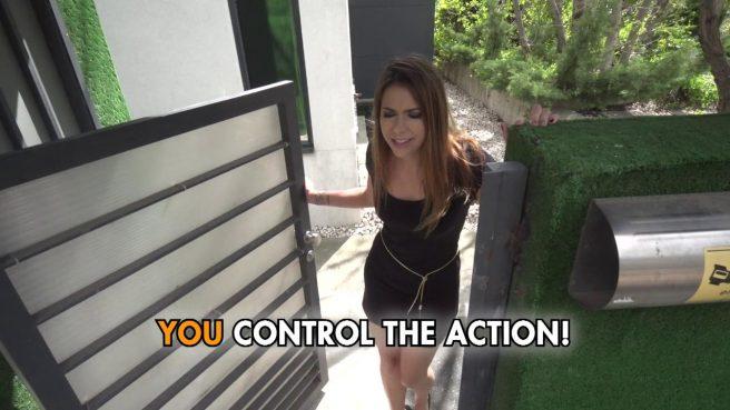 Девушка-модель проходит успешно кастинг в доме дизайнера и глотает сперму после секса #1