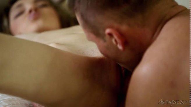 Нежный куни и бодрящий секс с любимой с раннего утра #4